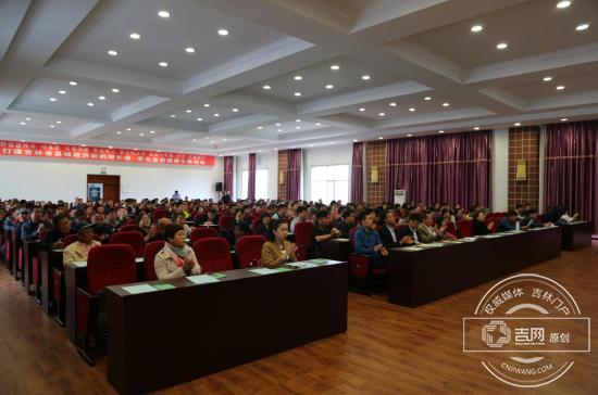 珲春市举办全市生态文明建设专题学习会