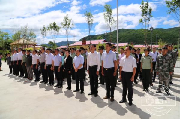 开启时间轴 坚守信仰路 珲春党史展览馆正式对外开放